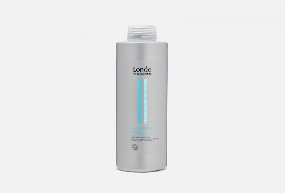 Шампунь укрепляющий LONDA PROFESSIONAL Vital Booster Shampoo 1000 мл dikson шампунь one's shampoo fortificante укрепляющий с гидрализованными протеинами риса 1000 мл