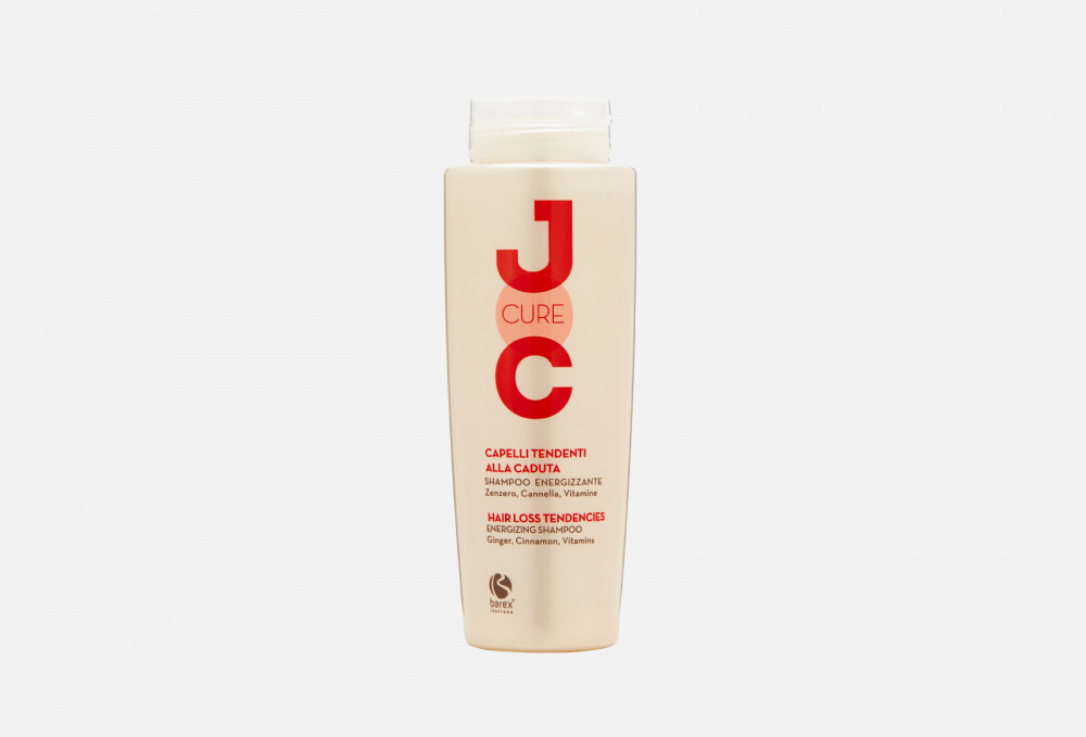 Фото - ШАМПУНЬ ПРОТИВ ВЫПАДЕНИЯ ВОЛОС КОРИЦА, ИМБИРЬ, ВИТАМИНЫ BAREX ITALIANA Energizing Shampoo Cinnamon, Ginger, Vitamins 250 мл barex шампунь joc cure energizing против выпадения волос с имбирем корицей и витаминами 250 мл