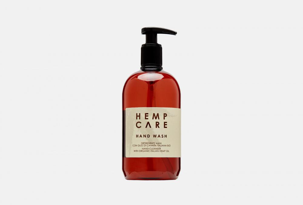 Жидкое мыло для рук HEMP CARE Organic Italian Hemp Oil 500 мл
