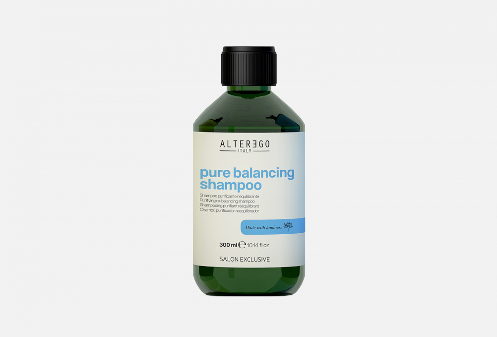 Балансирующий шампунь ALTEREGO ITALY Balancing Shampoo 300 мл