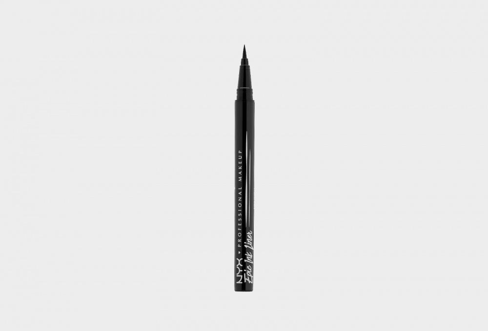 Лайнер для глаз жидкий NYXPROFESSIONAL MAKEUP Epic Ink Liner 1 мл