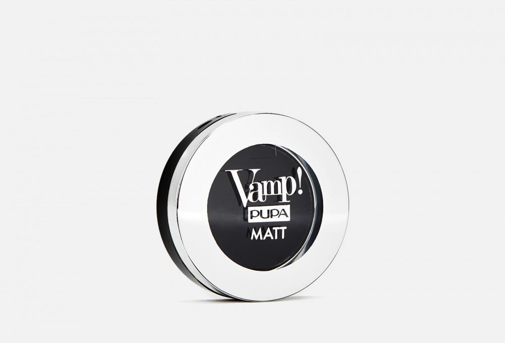 pupa vamp waterproof vamp waterproof pencil made to last Компактные тени с матовым финишем PUPA Vamp! Matt 2.5 мл
