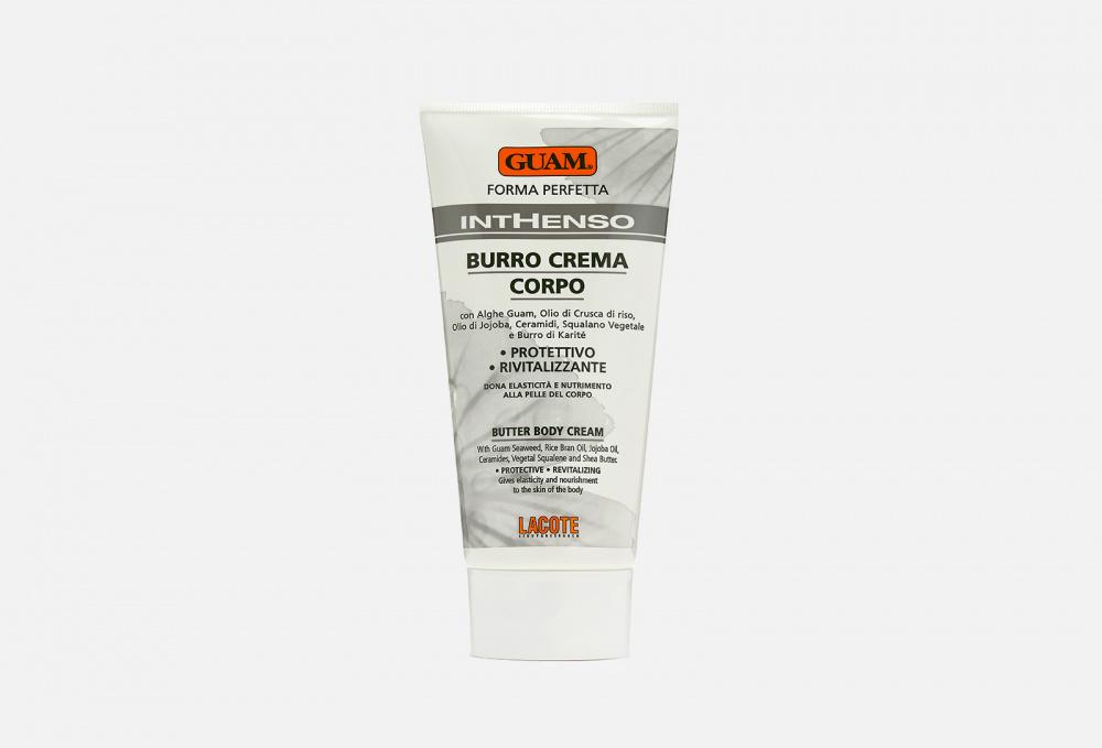 Питательный крем для тела с маслом Карите GUAM Inthenso Burro Crema Corpo 150 мл