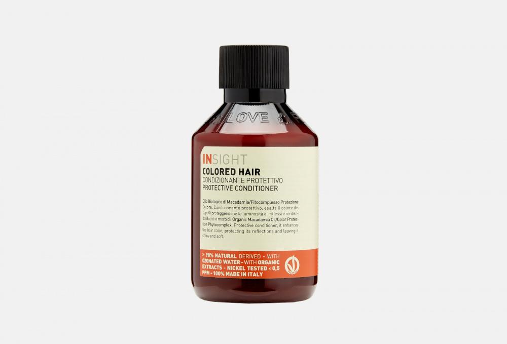 Кондиционер для окрашенных волос INSIGHT PROFESSIONAL Colored Hair Protective Conditioner Travel Size 100 мл недорого