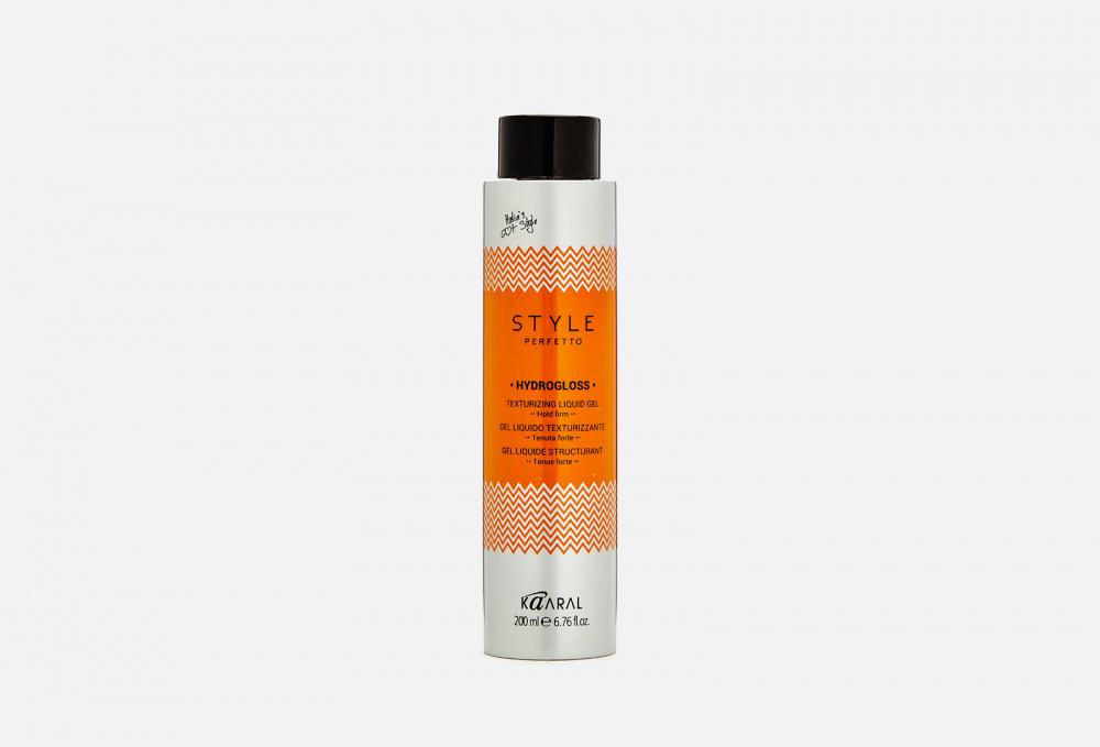 Гель для текстурирования волос жидкий KAARAL Style Perfetto Hydrogloss Texturizing Liquid Gel 200 мл