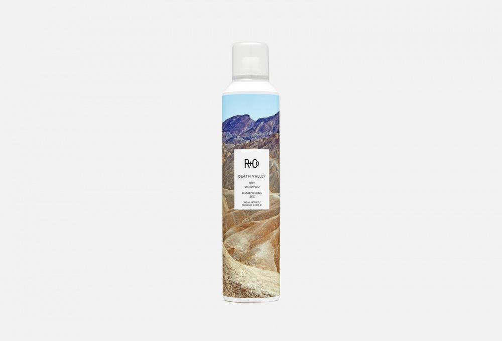 Фото - Сухой спрей-шампунь R+CO Death Valley Dry Shampoo 300 мл текстурирующий шампунь r co cactus texturizing shampoo 177 мл