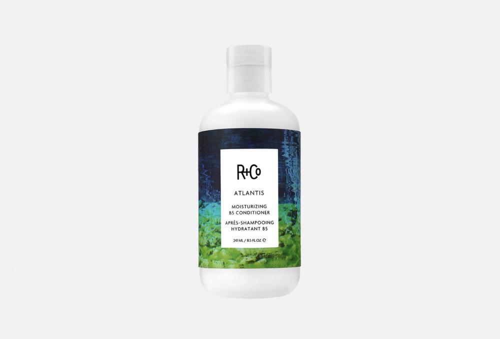 Фото - Кондиционер для увлажнения с витамином В5 R+CO Atlantis Moisturizing B5 Conditioner 241 мл увлажняющий кондиционер для волос с витамином в5 atlantis moisturizing conditioner кондиционер 241мл