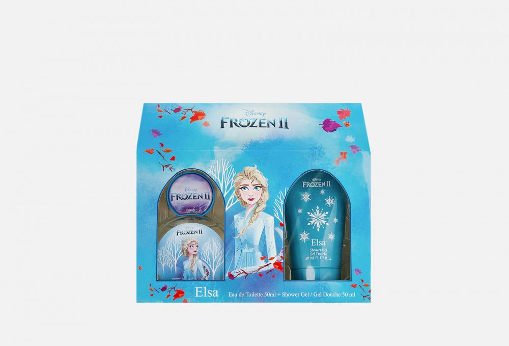 Фото - Подарочный набор DISNEY Frozen Ii Elza House Set подарочный набор disney frozen ii anna house set