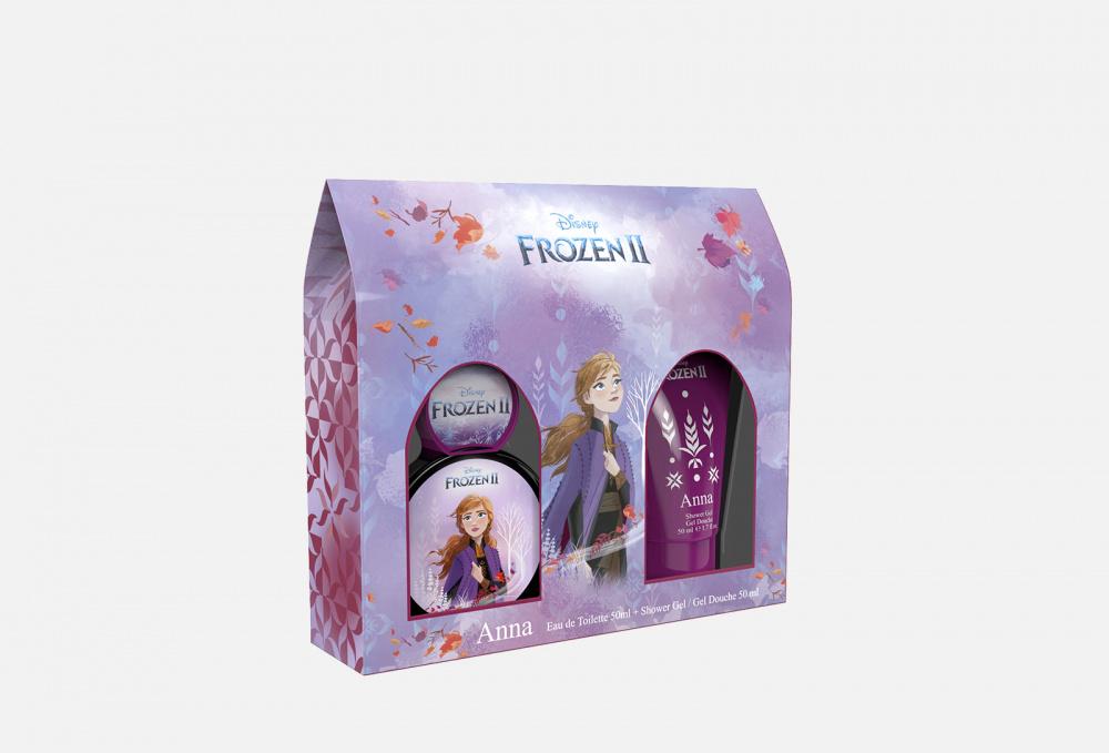 Фото - Подарочный набор DISNEY Frozen Ii Anna House Set подарочный набор disney frozen ii anna house set