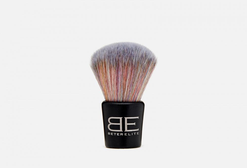 Фото - Компактная кисть кабуки для макияжа BETER Elite Kabuki Makeup Brush 1 мл кисть для нанесения макияжа 3ina the kabuki brush 1 мл
