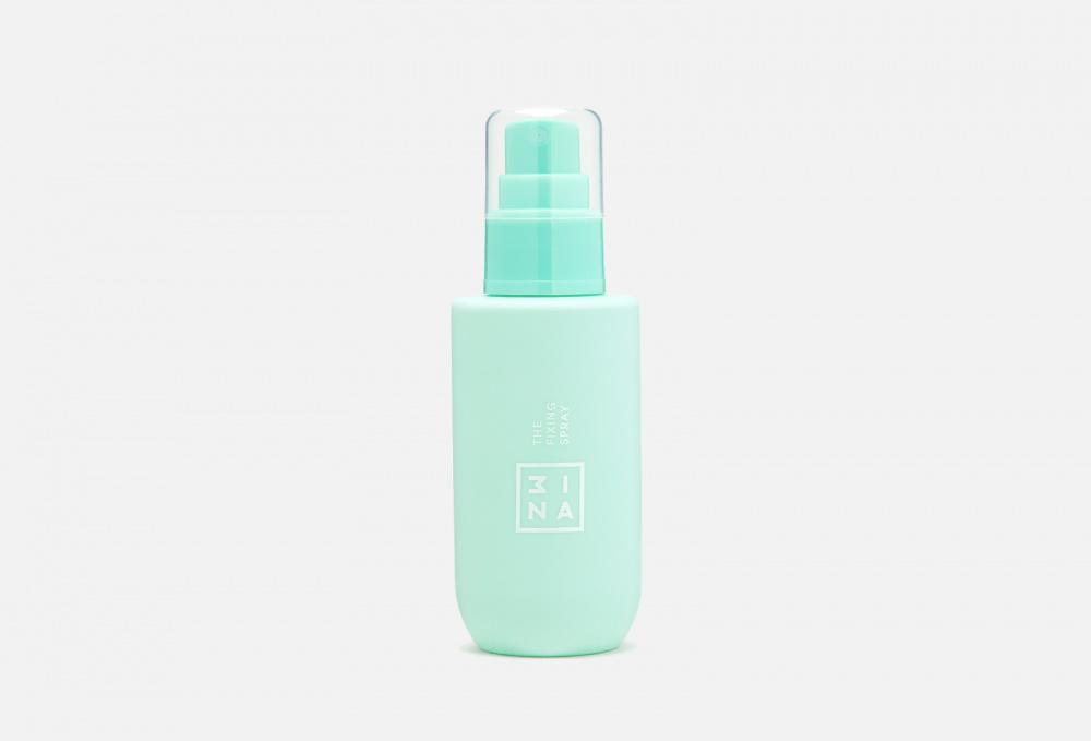 Фото - Фиксирующий спрей 3INA The Fixing Spray 100 мл кисть для нанесения макияжа 3ina the kabuki brush 1 мл