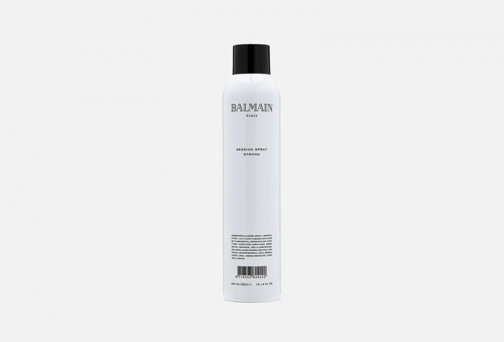 Спрей для укладки волос сильной фиксации BALMAIN PARIS Session Spray Strong 300 мл [сэшн cпрэй флэкс] лак для укладки подвижной фиксации kevin murphy session spray flex 400 мл