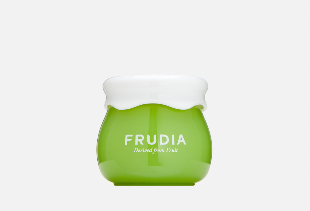 frudia сыворотка green grape pore control serum себорегулирующая с зеленым виноградом 50г Себорегулирующий крем с виноградом FRUDIA Green Grape Pore Control Cream Mini 10 мл
