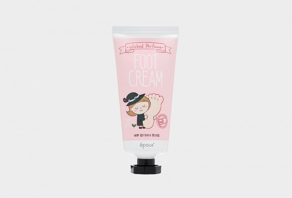 Парфюмированный крем для ног с маслом Ши EPOUX Wicked Perfume Foot Cream 80 мл недорого