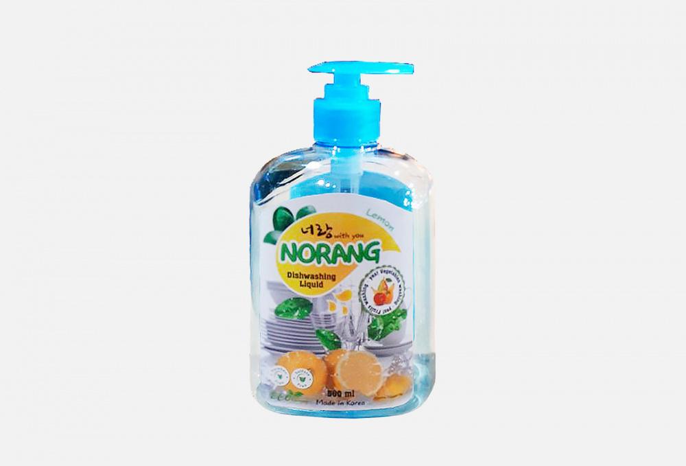 Жидкость для мытья посуды ECO NORANG Dishwashing Liquid. Lemon 500 мл