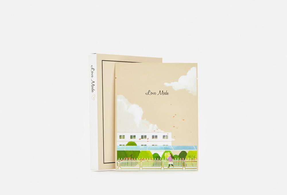 Набор крем-масок для глубокого очищения ELMOLU Pore Scaling Love Mode 5 мл