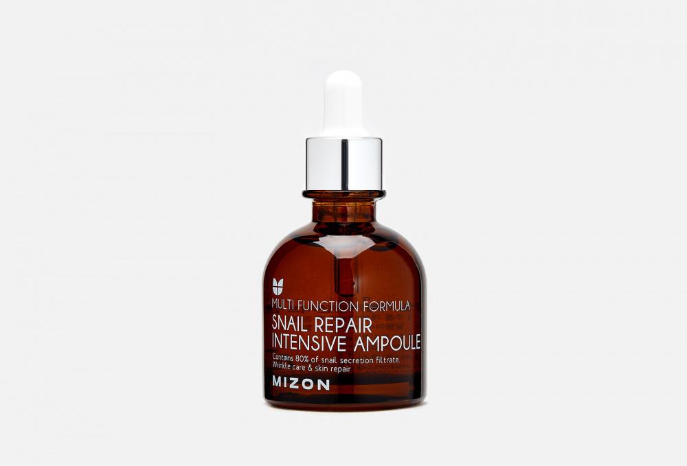 Сыворотка с улиточным экстрактом 80% MIZON Snail Repair Intensive Ampoule 30 мл