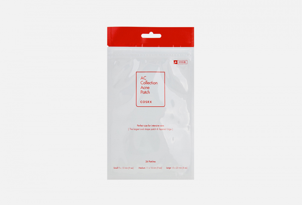 Патчи от акне COSRX Ac Collection Acne Patch 26 мл