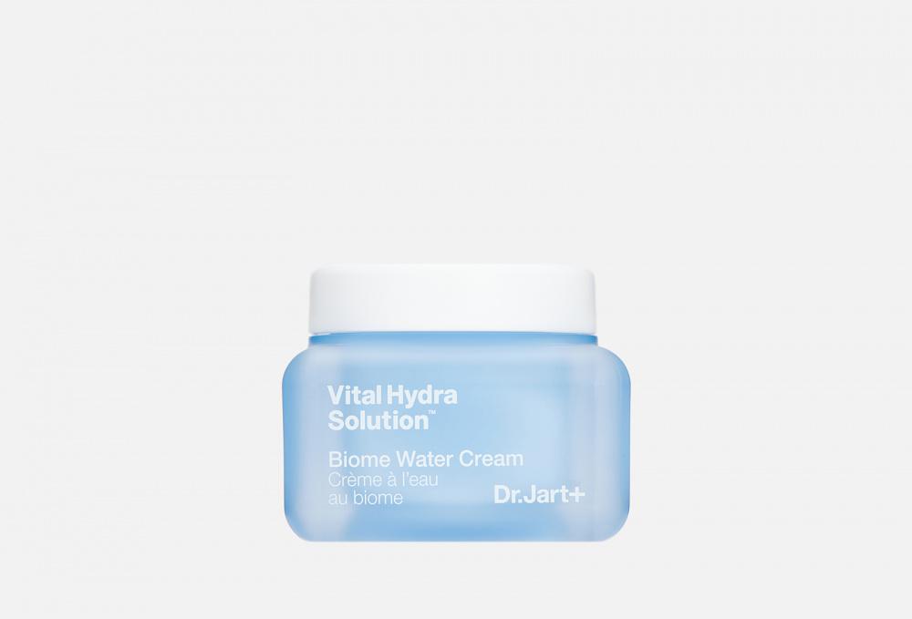 Фото - Легкий Увлажняющий Биом-Крем DR.JART+ Vital Hydra Solution Biome Water Cream 50 мл dr jart увлажняющий крем для глаз vital hydra solution biome eye cream 20 мл