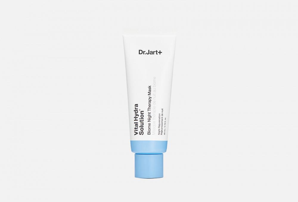 Фото - Ночная интенсивная увлажняющая Биом-Маска DR.JART+ Vital Hydra Solution Biome Night Therapy Mask 80 мл dr jart увлажняющий крем для глаз vital hydra solution biome eye cream 20 мл