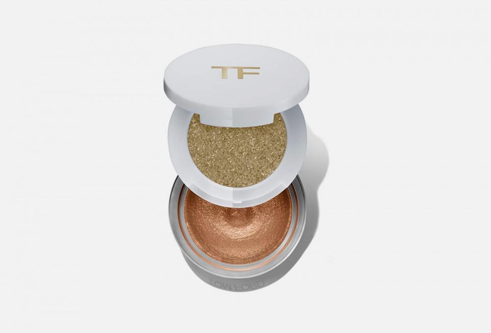 Двухуровневые тени для век TOM FORD Cream And Powder Eye Color 2.2 мл tom ford shade and illuminate eye kohl duo