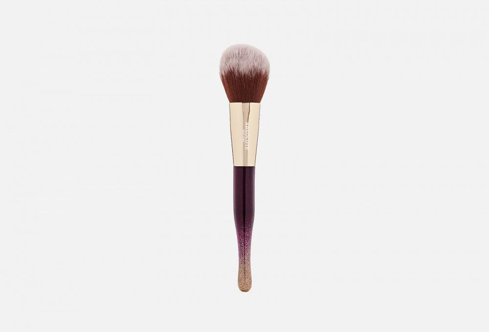 Кисть косметическая для бронзера суженная ABSOLUTE NEW YORK Tapered Bronzer Brush 1 мл кисть для бронзера retractable bronzer brush