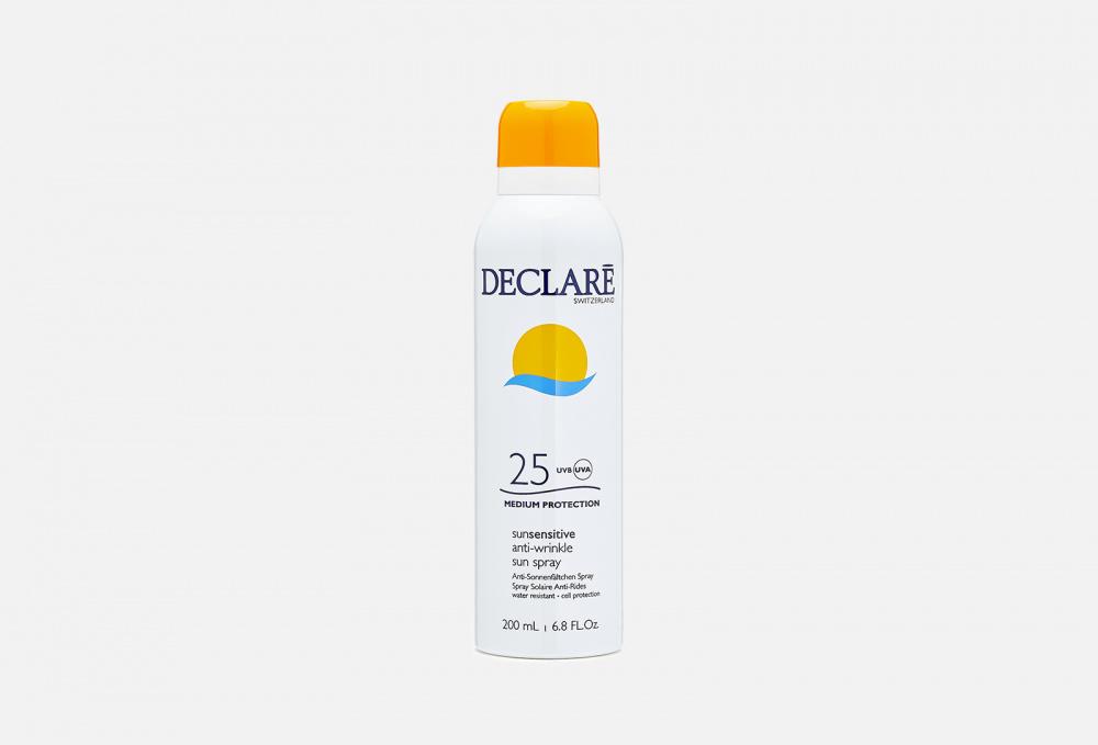 Купить Солнцезащитный спрей с омолаживающим действием spf 25, DECLARE