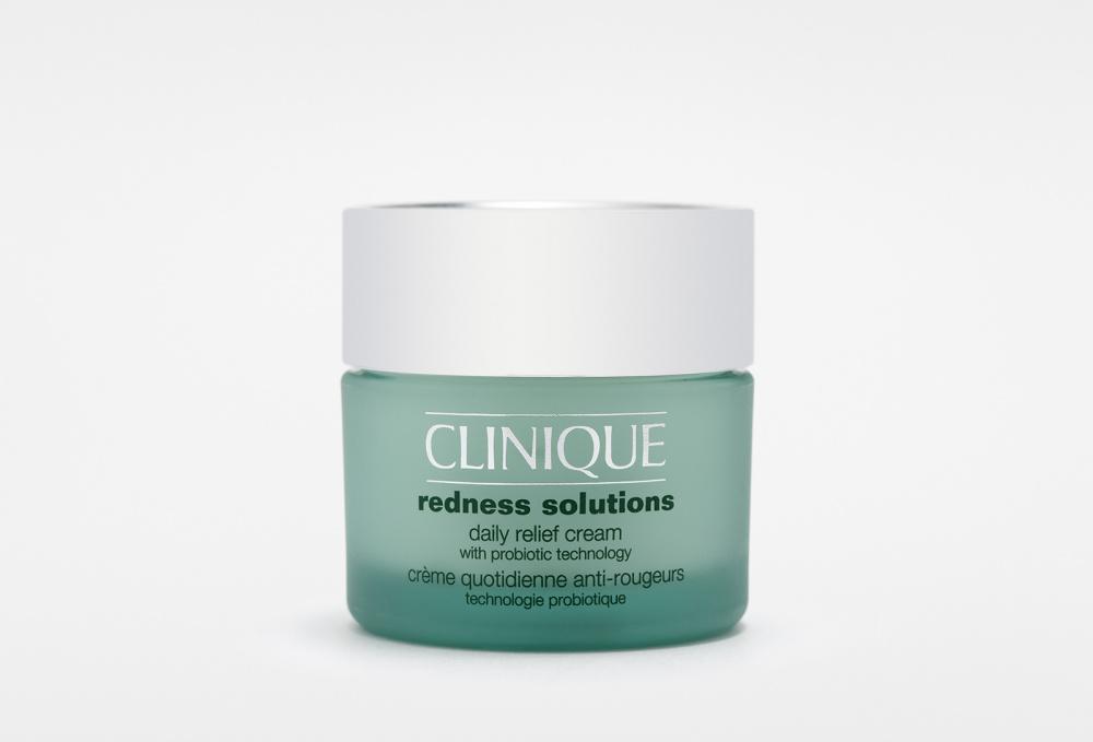 Дневной увлажняющий крем для кожи, склонной к покраснениям CLINIQUE Redness Daily Relief Cream 50 мл недорого