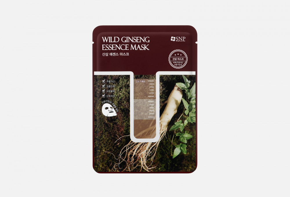 Wild Ginseng Essence Mask