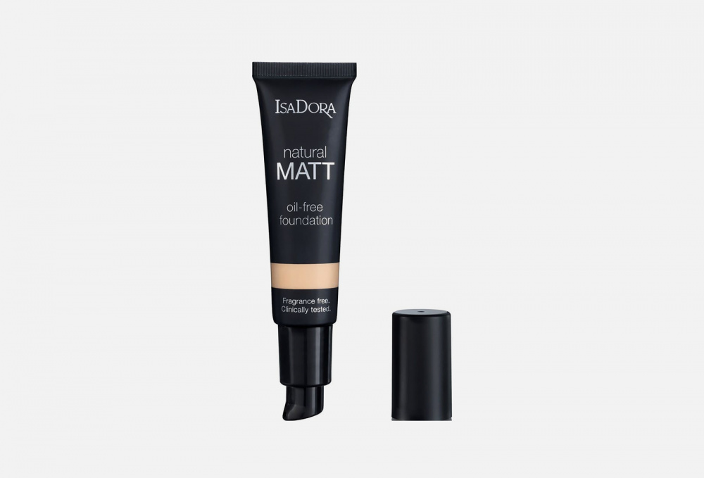 Natural Matt Foundation