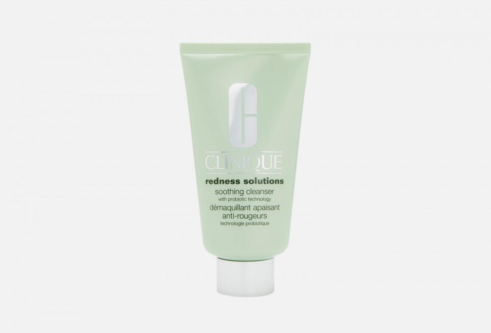 Очищающее средство для умывания для кожи, склонной к покраснениям CLINIQUE Redness Soothing Cleanser 150 мл недорого