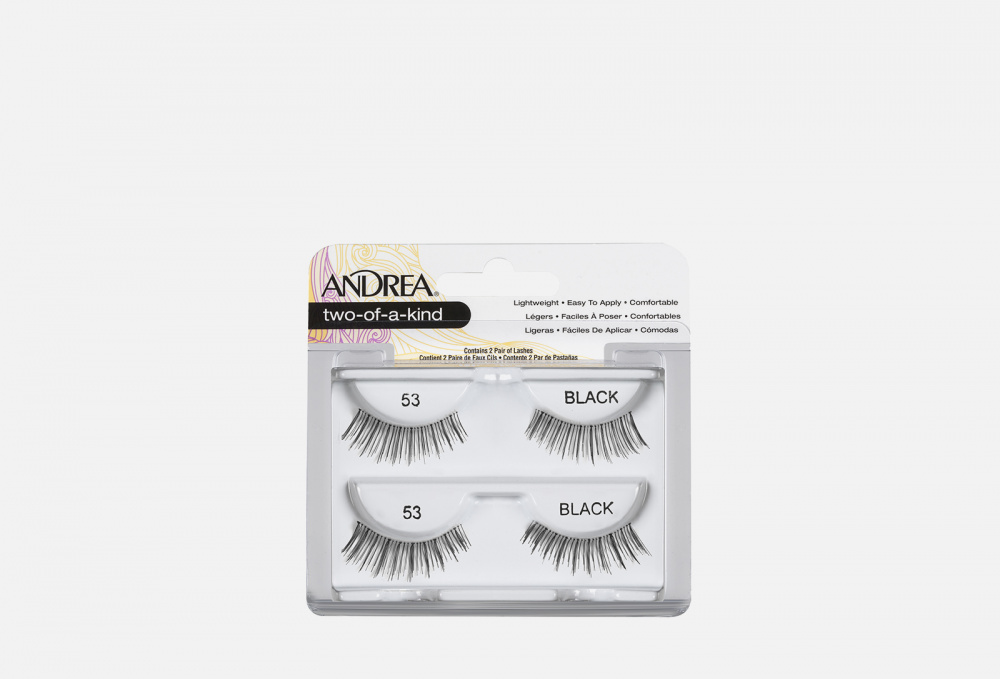 Two-of-a-Kind #53 Lashes