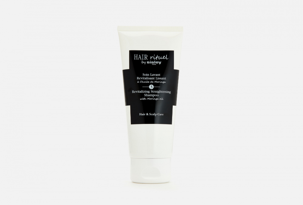 Выпрямляющий шампунь для волос с маслом моринги SISLEY Straightening Shampoo With Moringa Oil 200 мл
