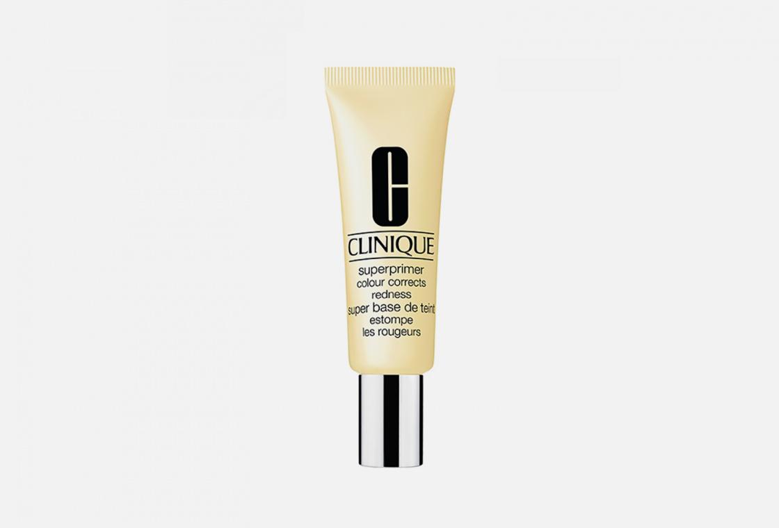 Основа под макияж Clinique Superprimer Face Primer Colour Corrects Redness