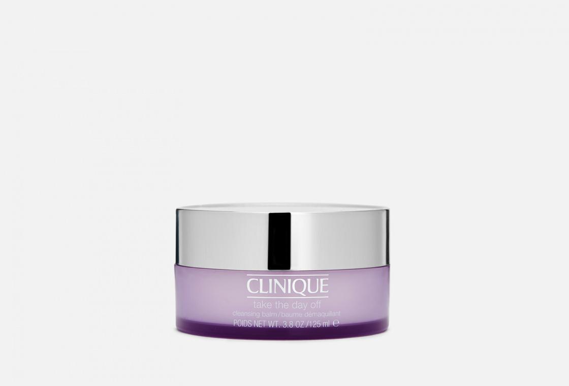 Бальзам для снятия макияжа  Clinique Take The Day Off Cleansing Balm
