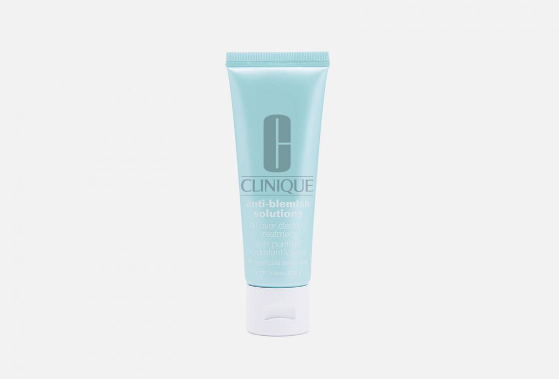 Средство для проблемной кожи увлажняющее Clinique Anti-Blemish Solutions All-Over Clearing Treatment