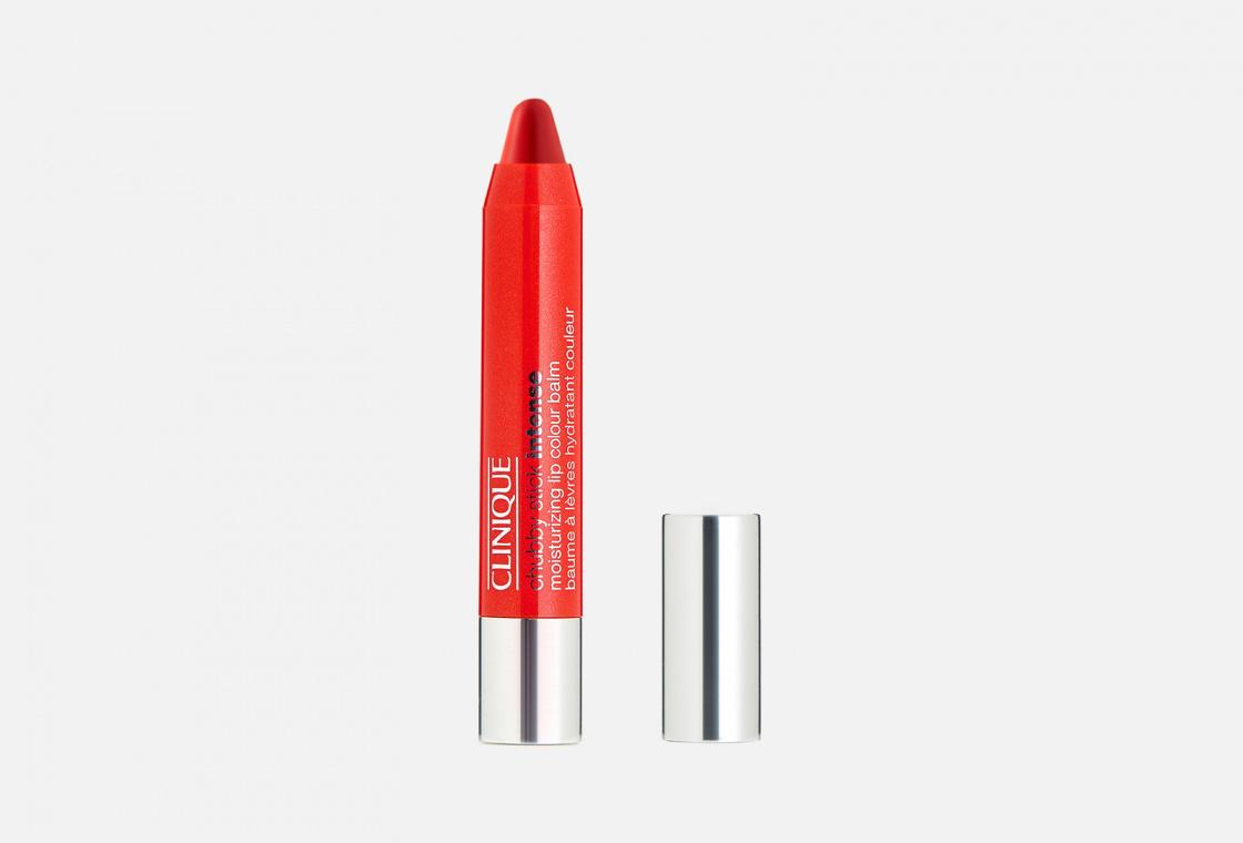 Помада-бальзам увлажняющая Clinique Chubby Stick Intense Moisturizing Lip Colour Balm