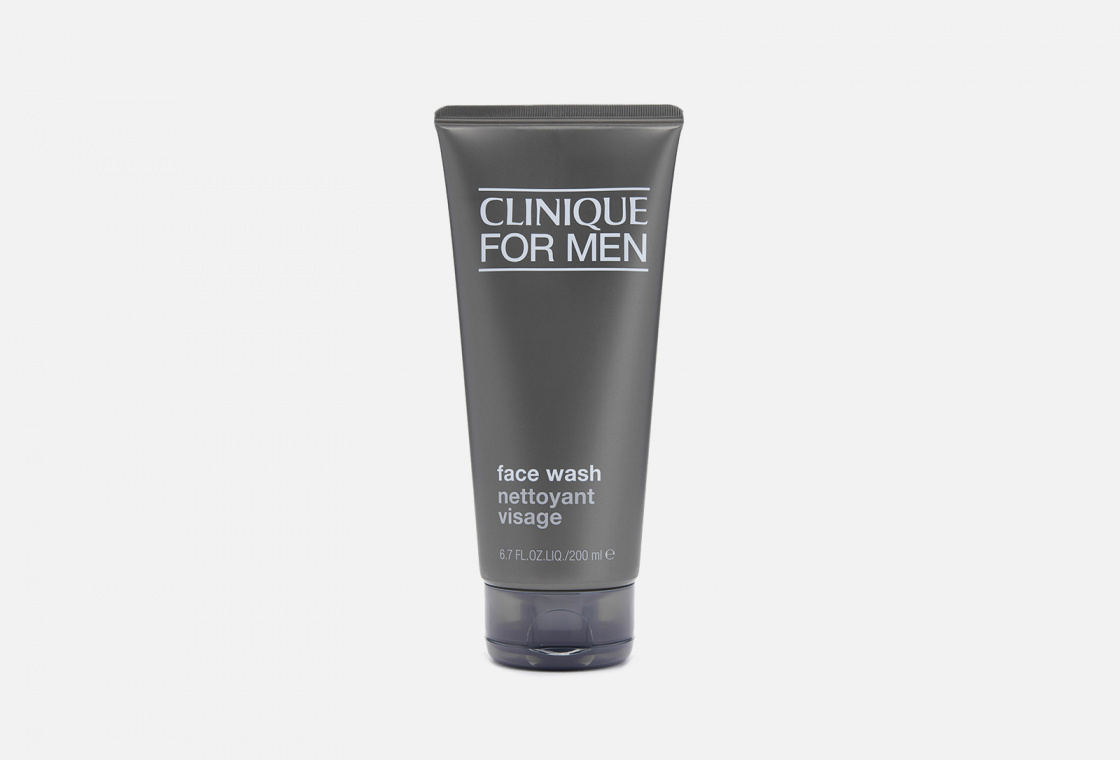 Жидкое мыло   Clinique For Men Face Wash