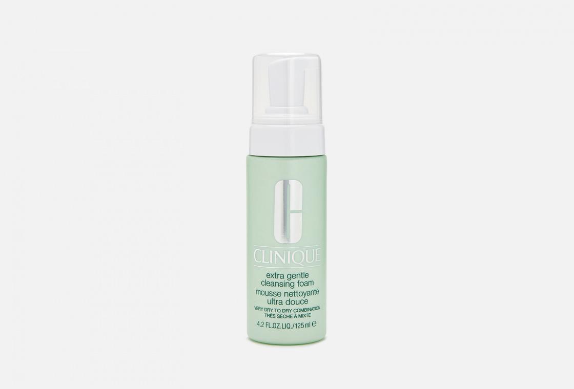 Пенка для умывания для чувствительной кожи Clinique Extra Gentle Cleansing Foam