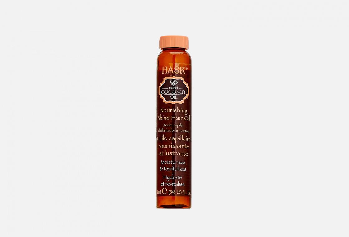 Питательное масло с экстрактом Кокоса Hask Monoi Coconut Oil