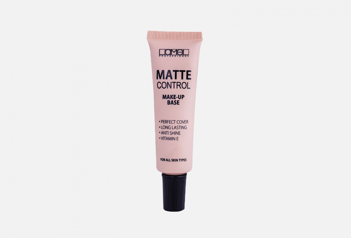Крем тональный  Lamel Professional  Matt Control