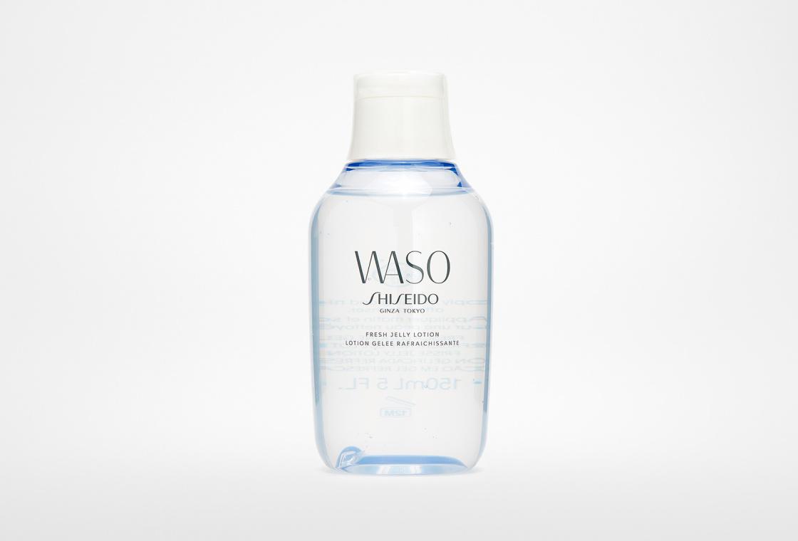 Освежающий лосьон-желе Shiseido Waso Fresh Jelly Lotion