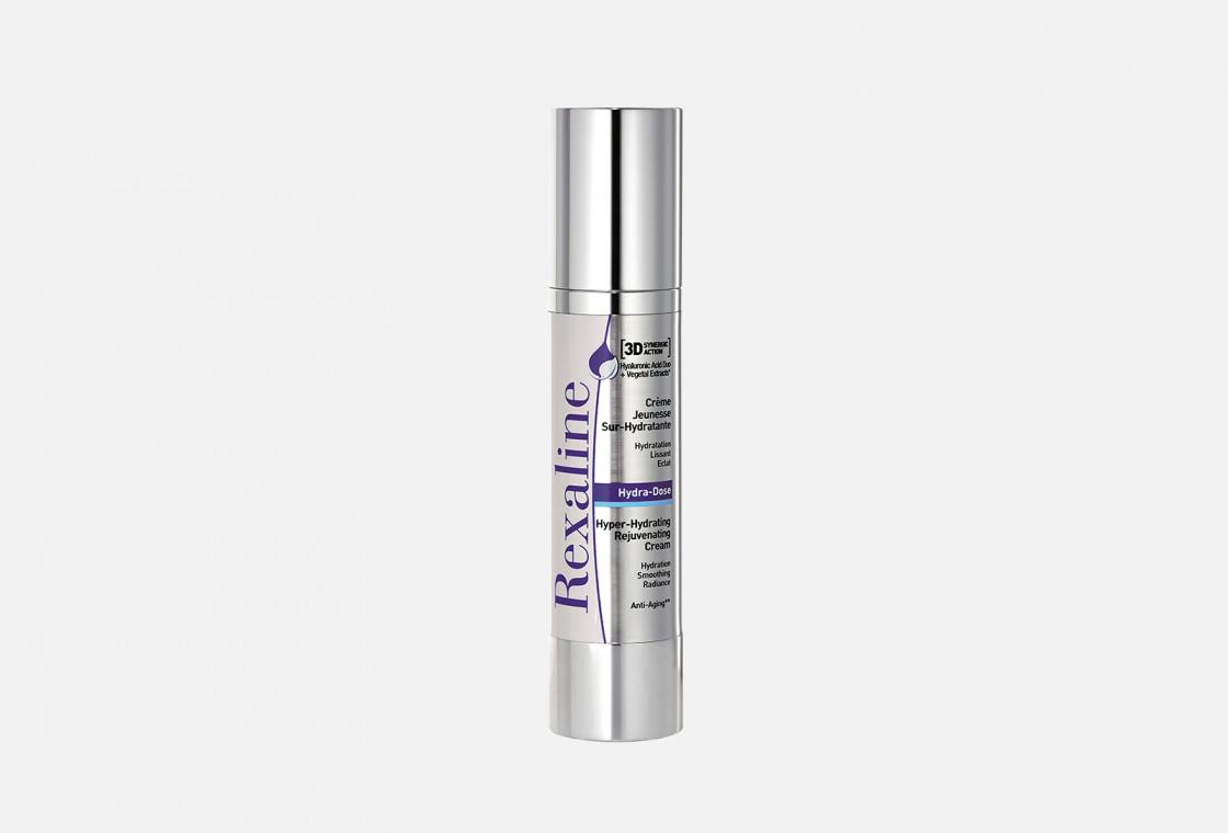 Крем суперувлажняющий для молодости кожи Rexaline 3D Hydra-Dose