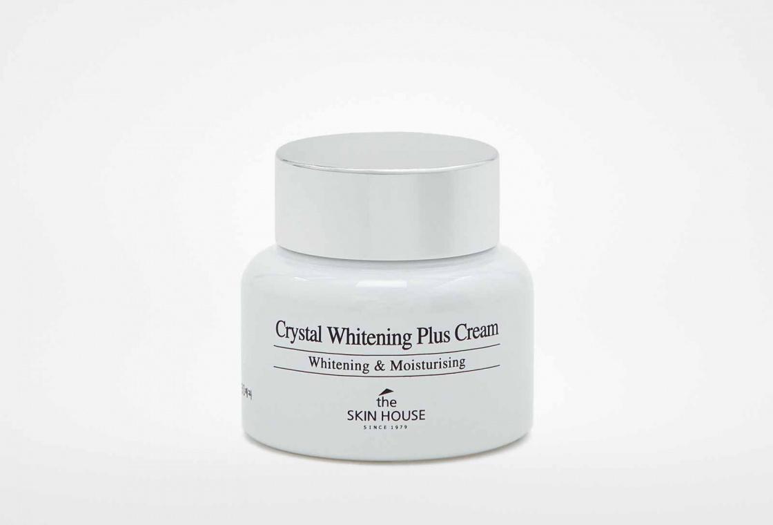 Осветляющий крем The Skin House CRYSTAL WHITENING PLUS CREAM