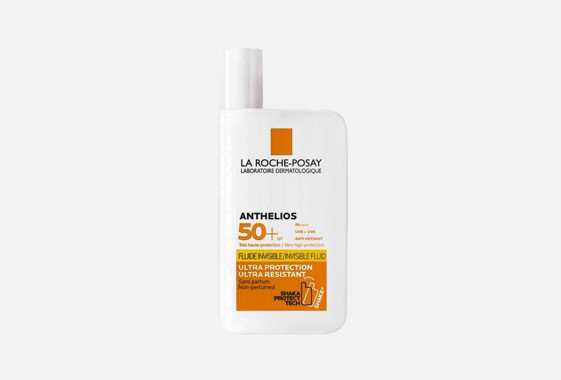 Ультралегкий флюид для лица SPF50+ La Roche-Posay Anthelios XL