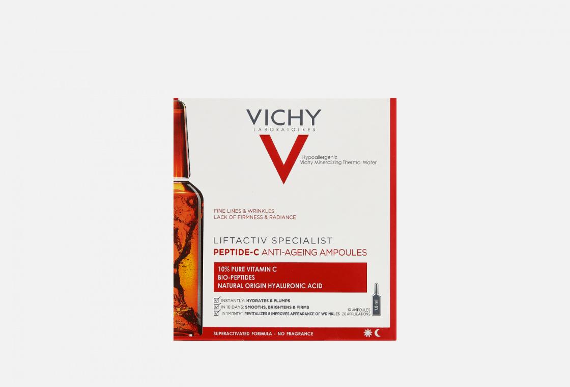 Концентрированная антивозрастная сыворотка в ампулах VICHY LIFTACTIV Specialist Peptide-C