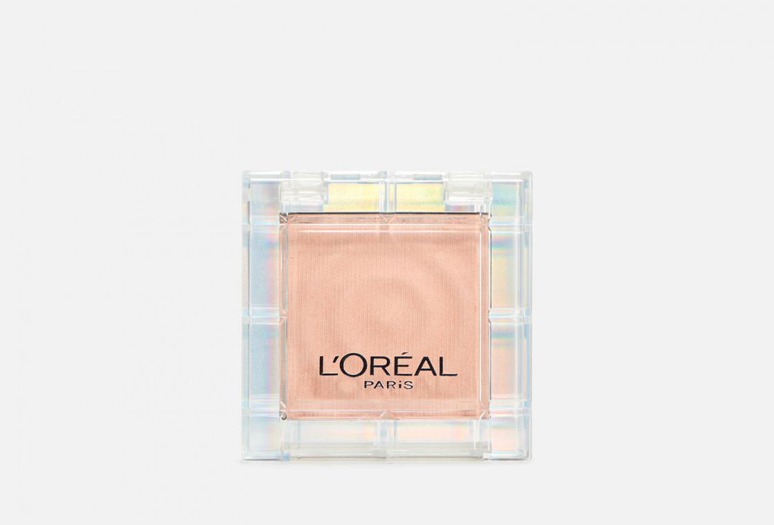Моно-тени для век на масляной основе L'Oreal Paris Color Queen