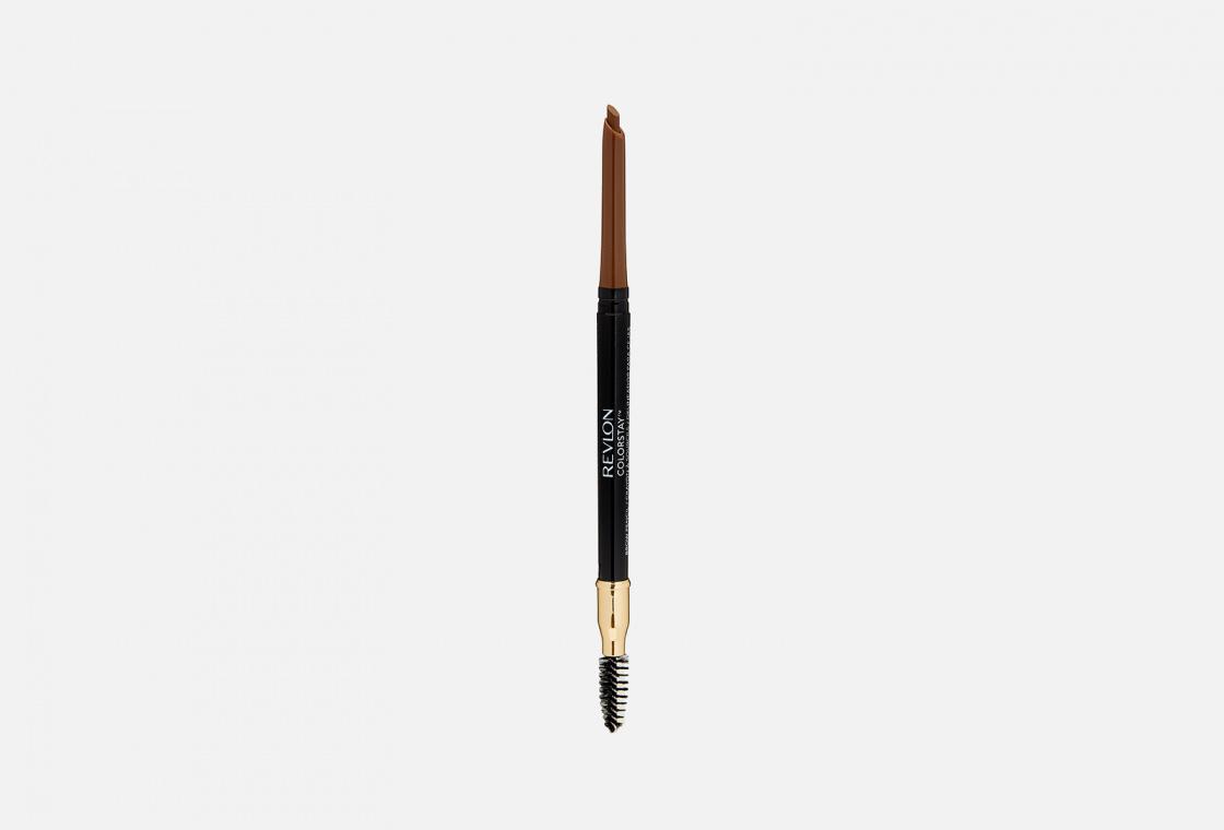 Карандаш для бровей с щеточкой Revlon Colorstay brow pencil