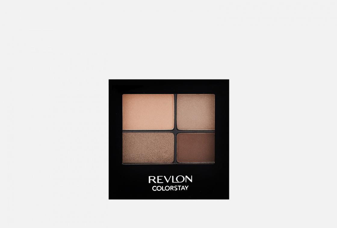 Тени для век 4-х цветные  Revlon Colorstay Eye16 Hour Eye Shadow