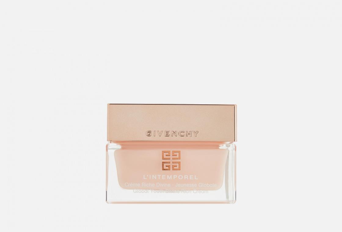 Питательный крем для лица против всех признаков старения кожи Givenchy  L'INTEMPOREL